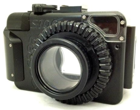 Recsea Canon S100 housing