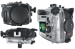Fantasea Sony A6400 Underwater Housing - Angles