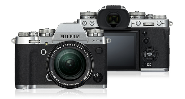 Fujifilm X-T3 Underwater Review